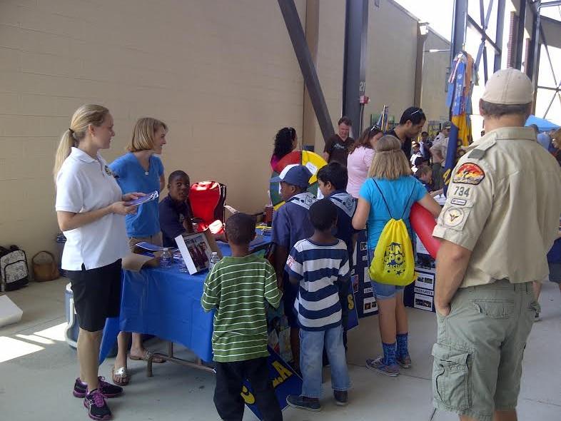 Boy Scout Event 2014